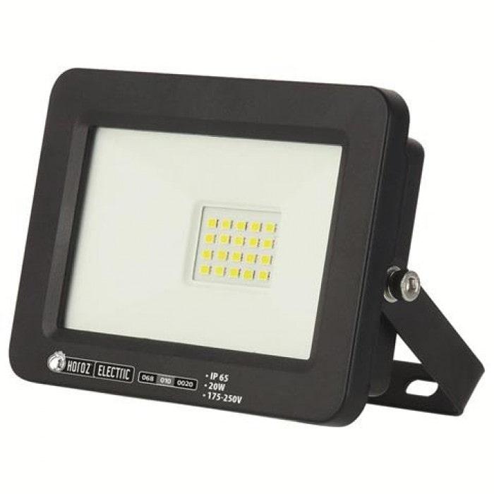 Светодиодное освещение - Прожектор светодиодный ASLAN-20 20W  000001040 - Фото 1