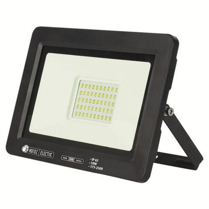 Светодиодное освещение - Прожектор светодиодный ASLAN-50 50W 000001042 - Фото 1
