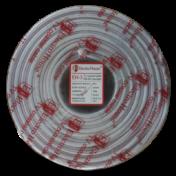 Телевизионный (коаксиальный) кабель белый 000000813 4