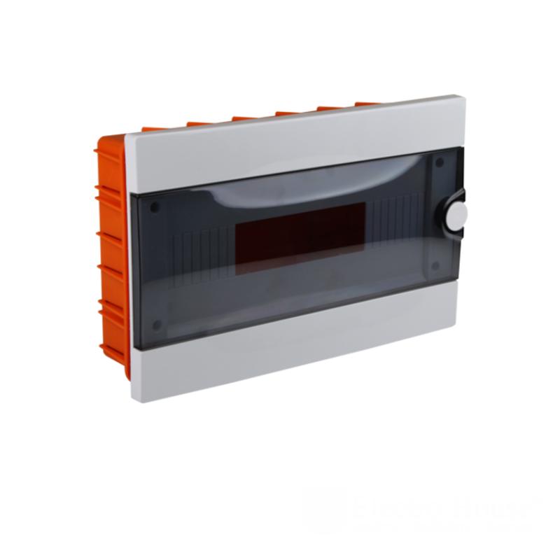 Модульные электрощиты - Бокс пластиковый модульный для внутренней установки на 16 модулей 000000942 - Фото 1