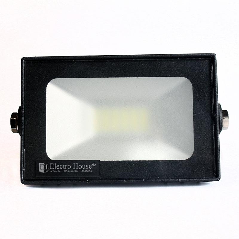 Прожекторы светодиодные LED - LED прожектор 20W 6000K 1800Lm IP65 000001031 - Фото 1