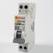 ДИФ Автомат 16А 1P+N(1 модуль) 30mA 6kA 230-240V IP20 000000917 1