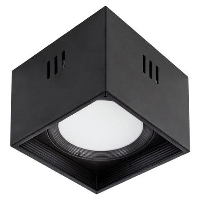 Даунлайты - Светодиодный светильник SANDRA-SQ15  черный 000001176 - Фото 1