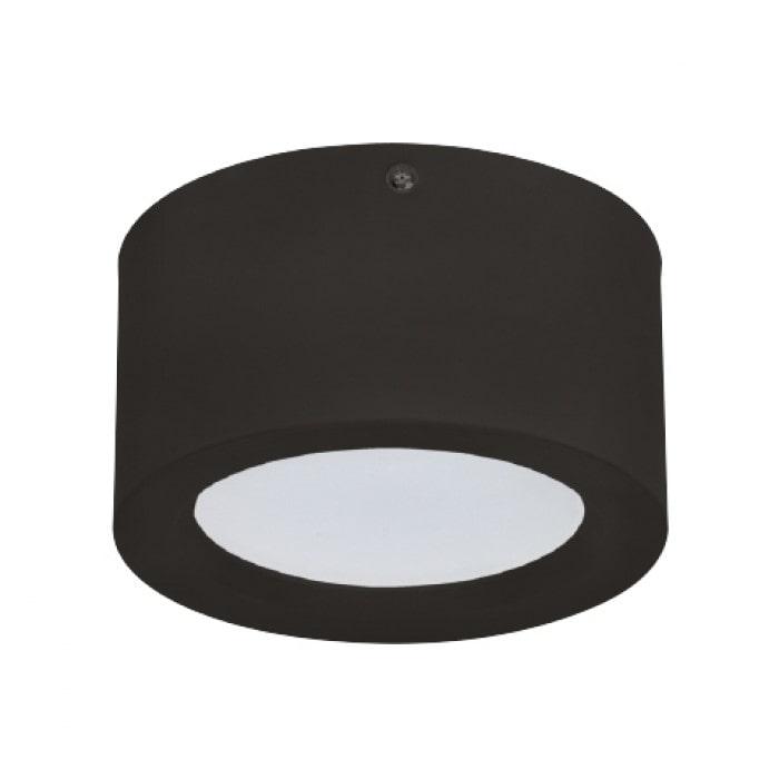 Даунлайты - Светодиодный светильник SANDRA-10 10W  черный 000001162 - Фото 1