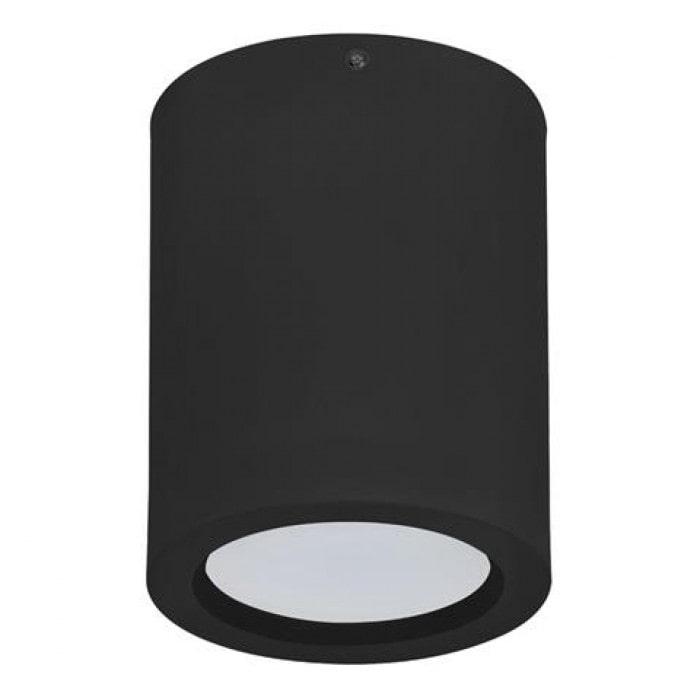 Даунлайты - Светодиодный светильник SANDRA-10/XL  черный 000001168 - Фото 1
