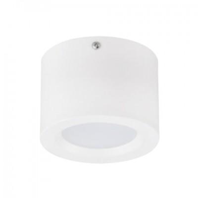 Даунлайты - Светодиодный светильник SANDRA-5 5W  белый 000001159 - Фото 1