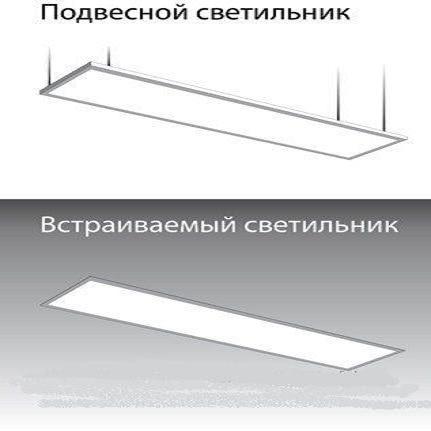 Аксессуары для LED панелей - Крепление универсальное для LED панелей (тросы) 000001157 - Фото 2