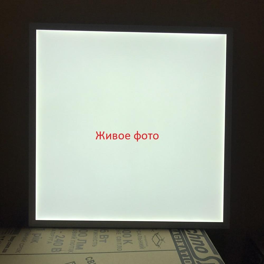 Светодиодное освещение - Светодиодная панель 36W 6400K 3000Лм TNSY 000001503 - Фото 6