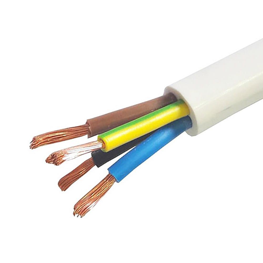 Кабель и провод - Провод соединительный ПВС 4х0,5 000001293 - Фото 1