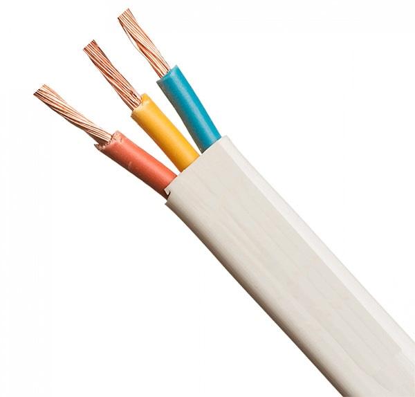 Кабель и провод - Провод соединительный ШВВП 3х0,75 000001263 - Фото 1
