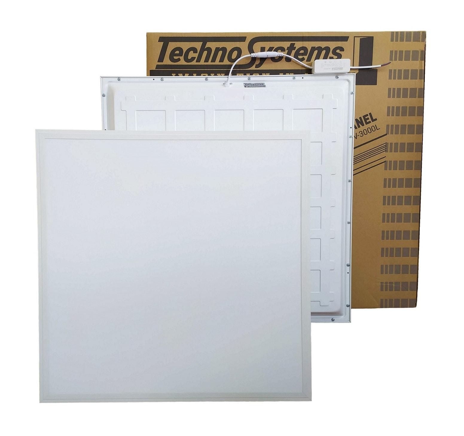 Светодиодное освещение - Панель светодиодная TNSY 48W 6400K 4000L Alum595*595 000001562 - Фото 1