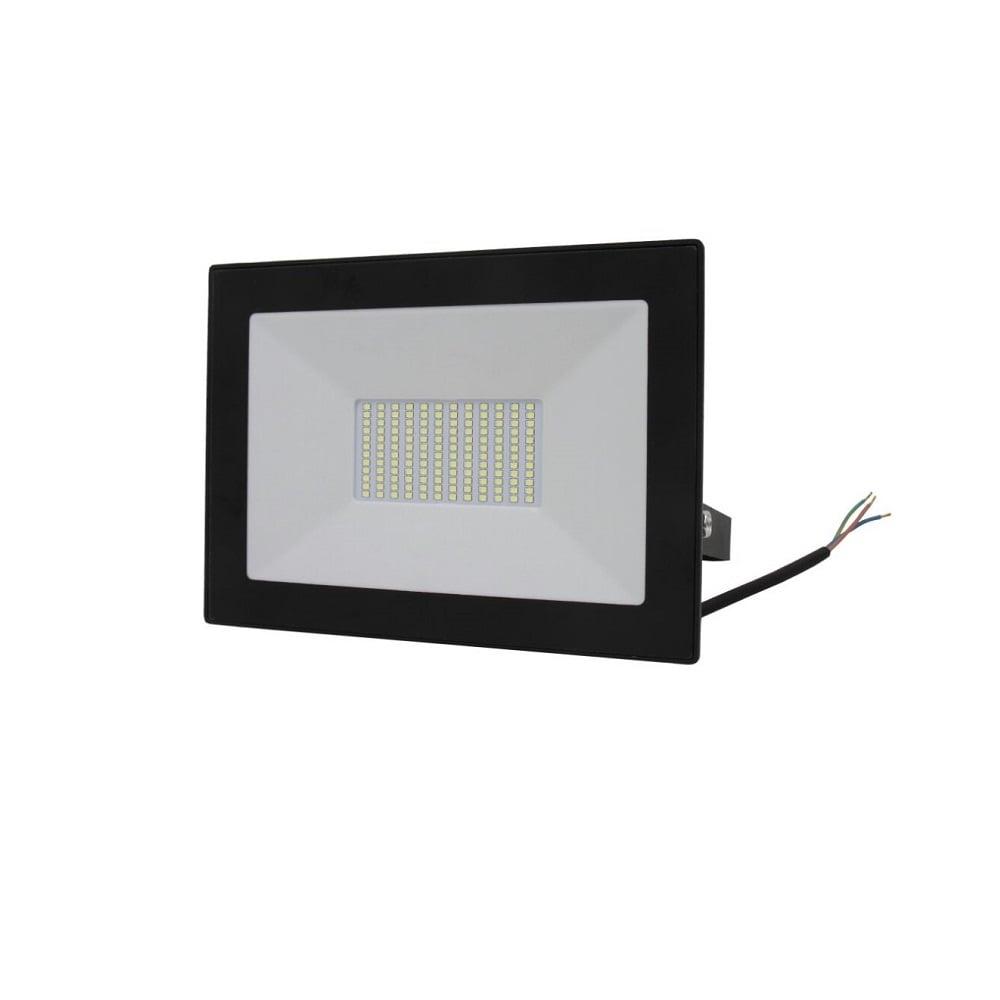 Светодиодное освещение - Прожектор лед 100W ECO 6500K IP65 TNSy 000000433 - Фото 1