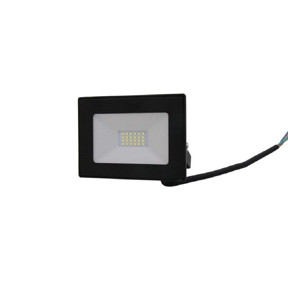 Светодиодное освещение - Прожектор лед 20W ECO 6500K IP65 TNSy 000000426 - Фото 1