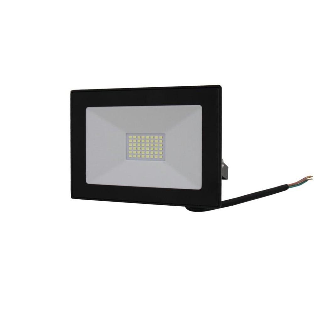 Светодиодное освещение - Прожектор лед 30W ECO 6500K IP65 TNSy 000000428 - Фото 1