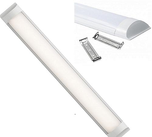 Светодиодное освещение - Светодиодный линейный светильник 40W 1200мм 6500К 000002198 - Фото 1