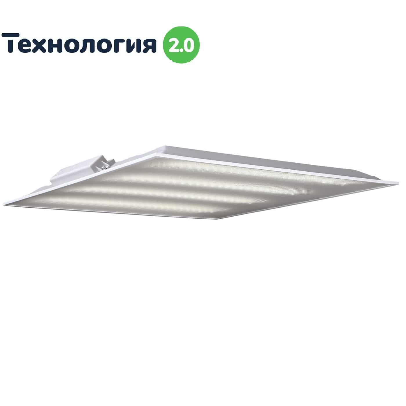 Светодиодное освещение - Светильник IP54 LED OPAL 26W 5000K 000002335 - Фото 1