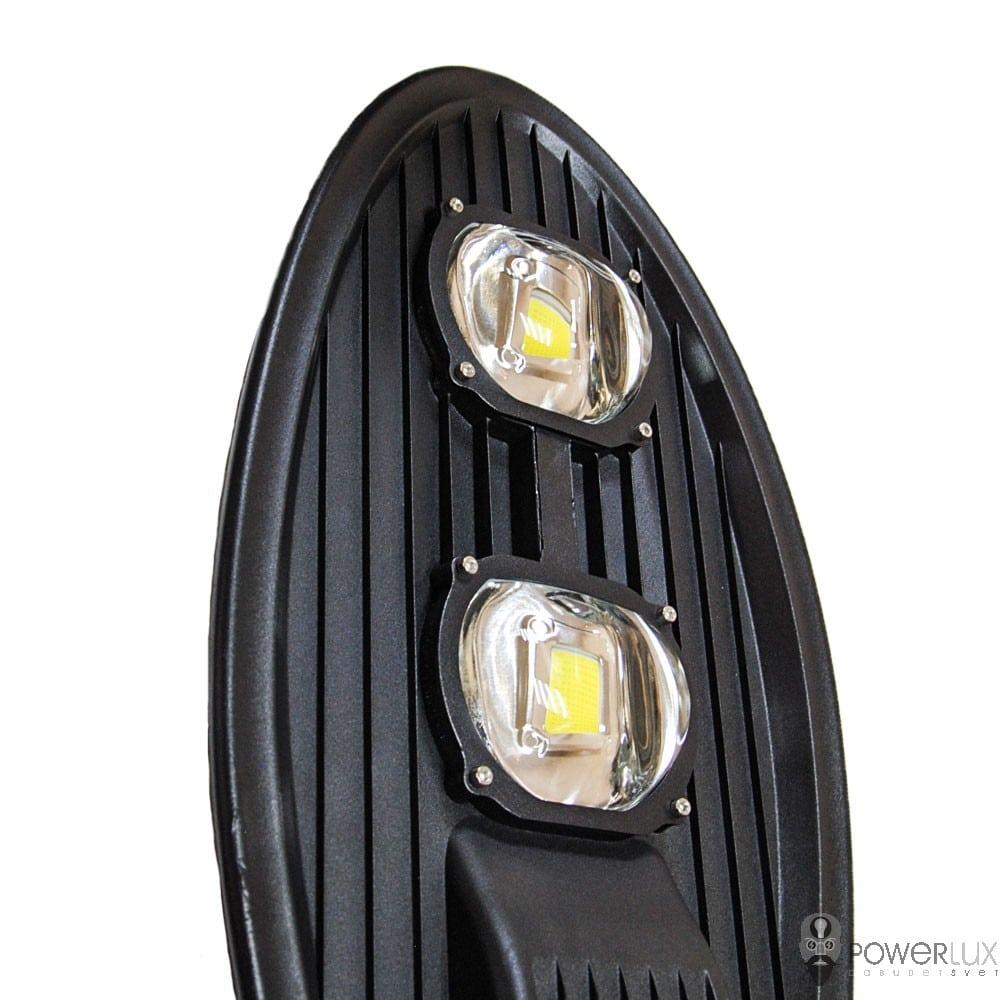 Уличные LED светильники - ЛЕД фонарь уличный 100W IP66-Platinum PWL 000002425 - Фото 4