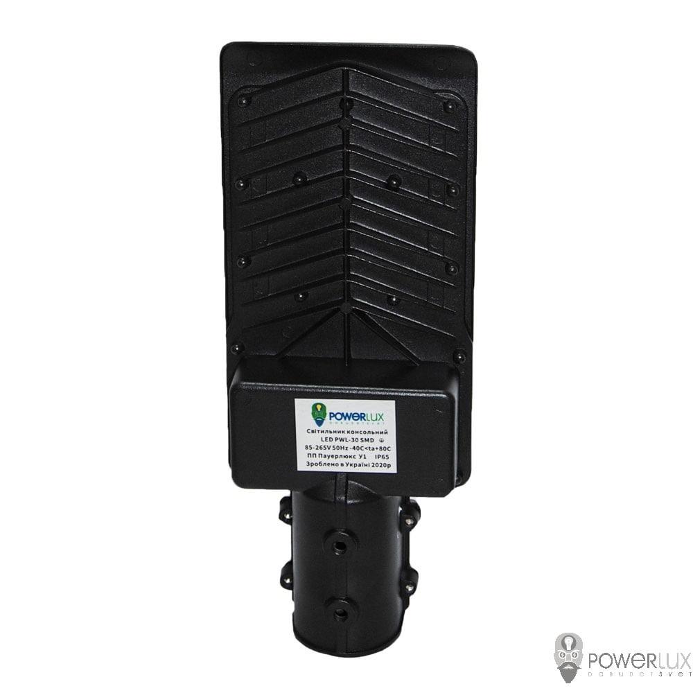 Уличные LED светильники - Светильник светодиодный консольный PWL 30W IP65-ZT 000002429 - Фото 5