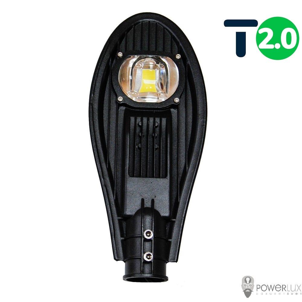 Уличные LED светильники - ЛЕД фонарь уличный 50W IP66-Platinum PWL 000002424 - Фото 1