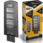 Уличные фонари на солнечных батареях UNILITE 60W