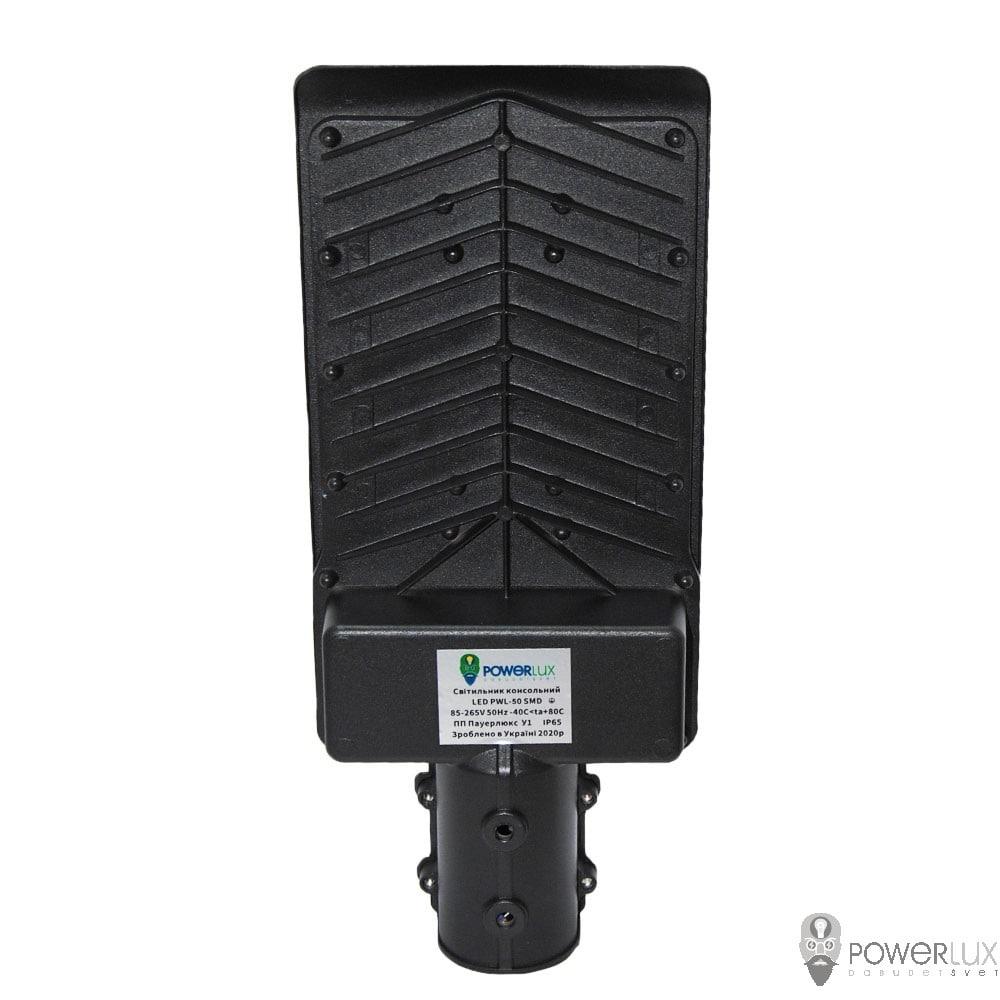 Уличные LED светильники - Светильник светодиодный консольный PWL 50W IP65-ZT 000002430 - Фото 5