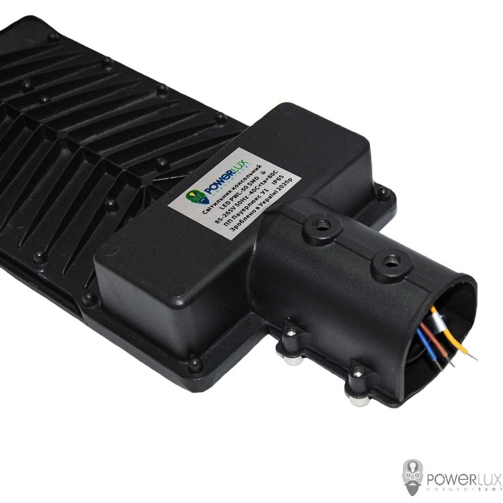 Уличные LED светильники - Светильник светодиодный консольный PWL 50W IP65-ZT 000002430 - Фото 7