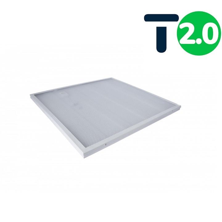 LED панели и растровые светильники - Светодиодная панель призма ONE LED 36W 4000K 000002412 - Фото 1