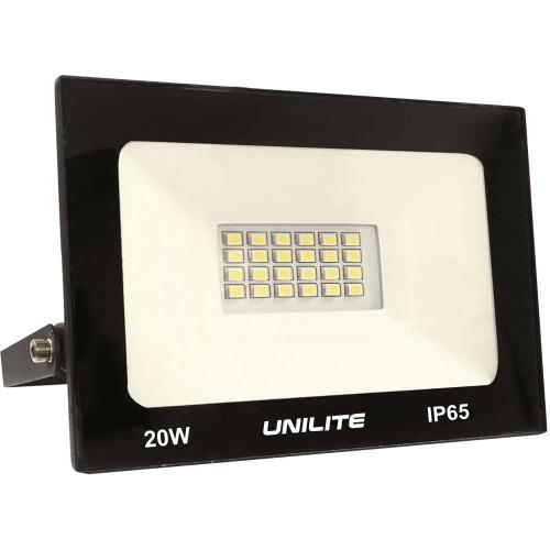 Светодиодное освещение - Светодиодный прожектор UNILITE 20W 1600lm 000000557 - Фото 2