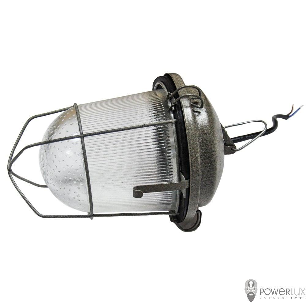 Пылевлагозащищенные светильники и корпуса IP65 - Светильник LED PWL НСП-100 40W крюк с решеткой 000002518 - Фото 4