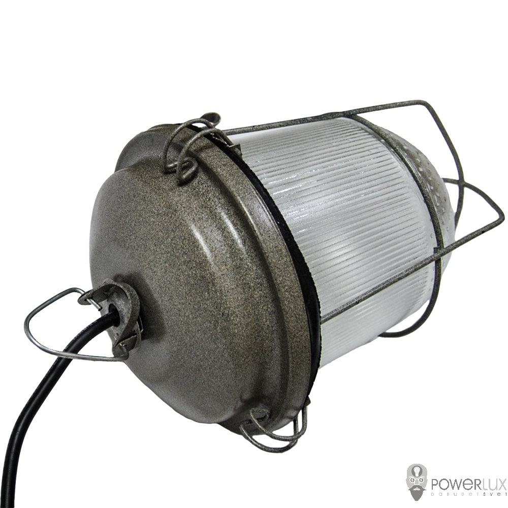 Пылевлагозащищенные светильники и корпуса IP65 - Светильник LED PWL НСП-100 40W крюк с решеткой 000002518 - Фото 6