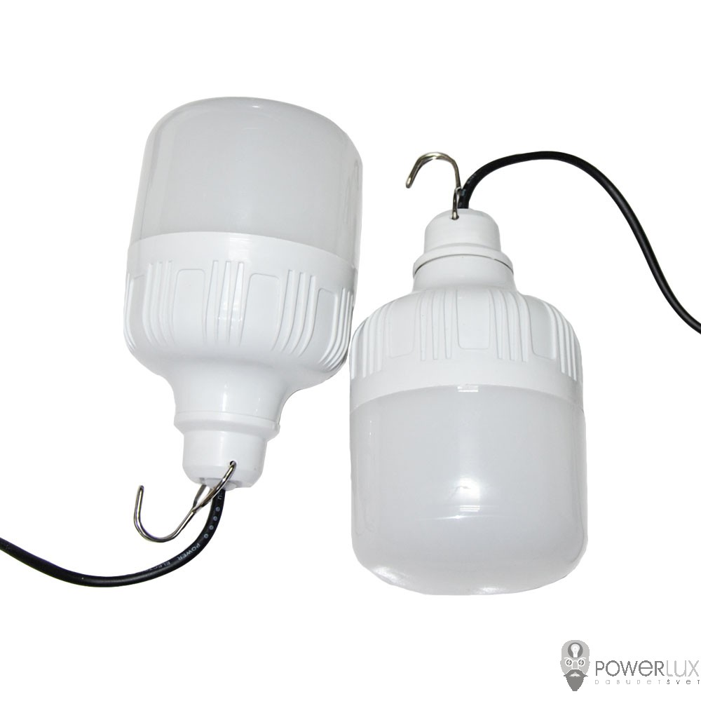 Светодиодное освещение - Автонономна LED лампа PWLw40-156 2x60w 000002457 - Фото 2