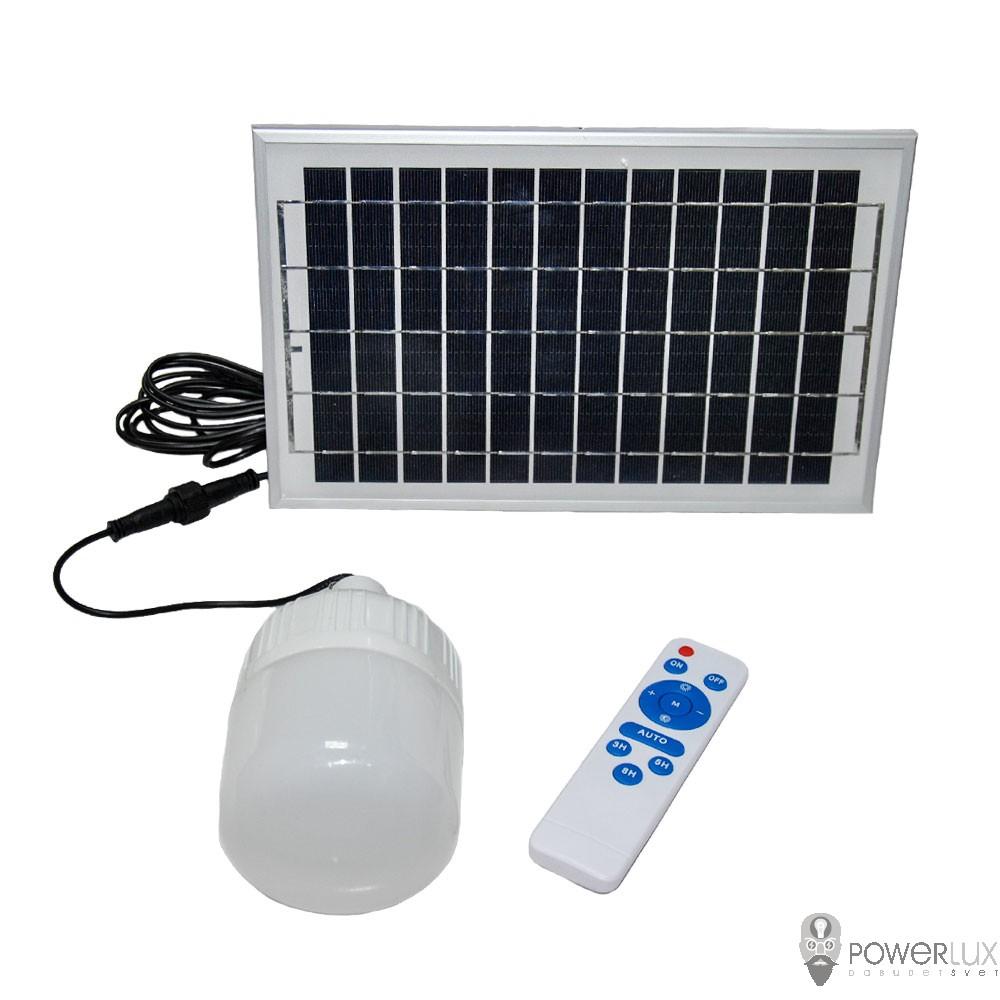Светодиодное освещение - Автонономна LED лампа PWL6086 60W 000002454 - Фото 1
