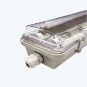 Пылевлагозащищенные светильники и корпуса IP65