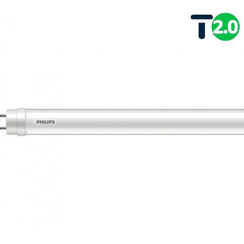 Лампы - Лампа Philips T8 18W G13 4000К двухстороннее подключение 000001686 - Фото 1