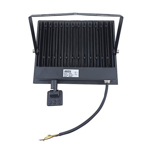 Прожекторы светодиодные LED - LED прожектор TNSY с датчиком движения 100W ULTRA 9000Lm 6500K IP65 000002599 - Фото 2