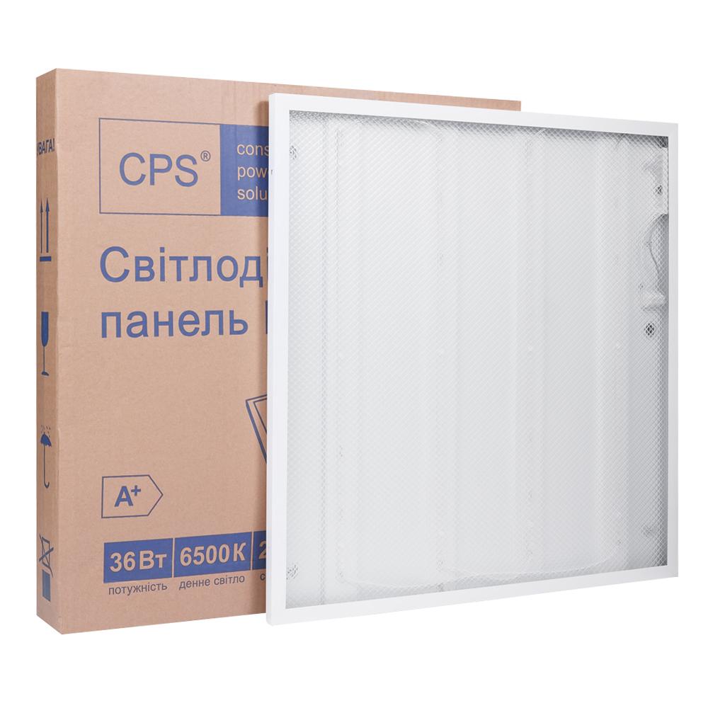 Светодиодное освещение - Светильник призматик ERSTE  36Вт 6500K, 3000lm,  000002591 - Фото 2