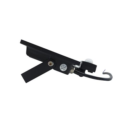Прожекторы светодиодные LED - LED прожектор TNSY с датчиком движения 20W ULTRA 1800Lm 6500K IP65 000002596 - Фото 3