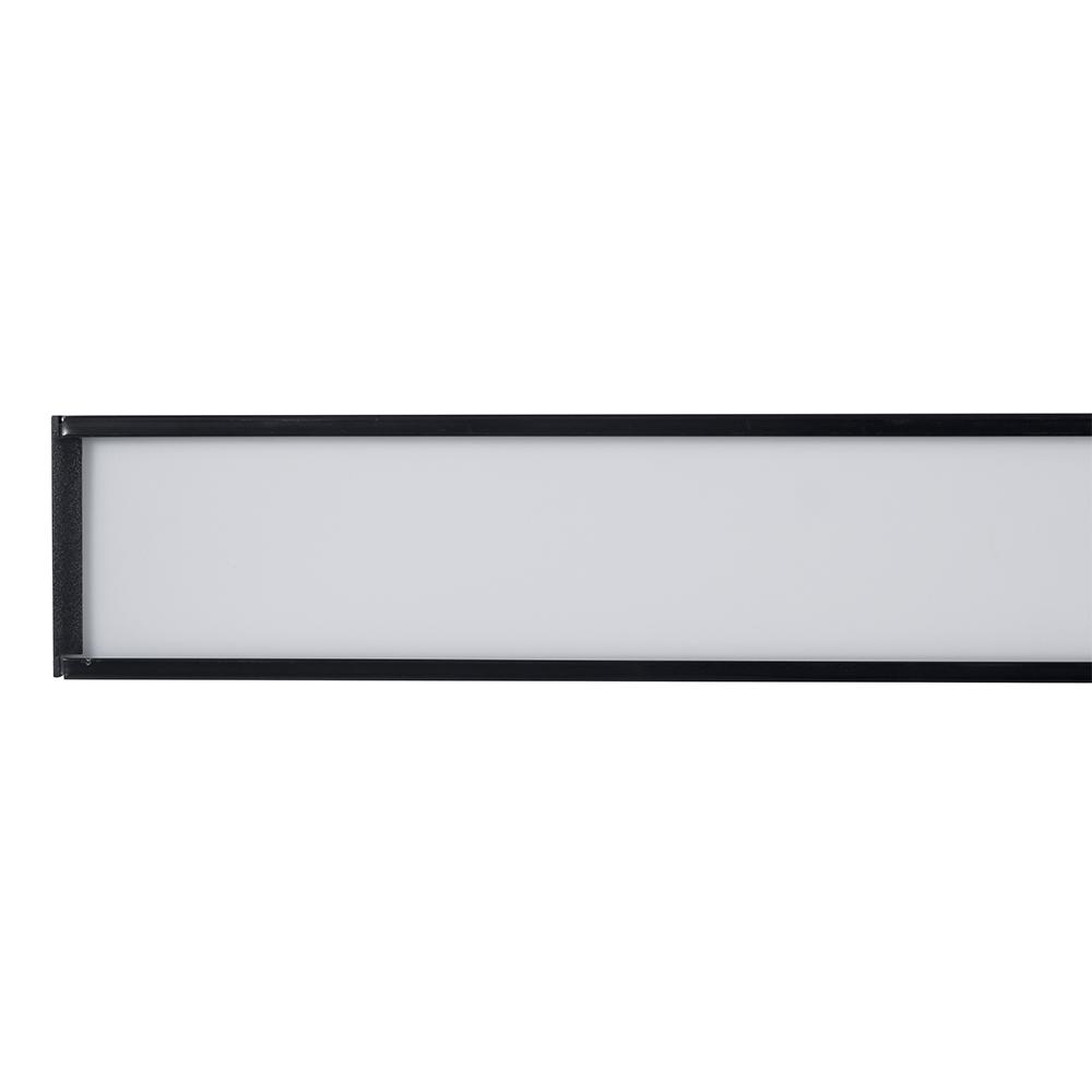 Светодиодное освещение - Светильник светодиодный подвесной на тросах  70х1200мм 25Вт 4000К 000002590 - Фото 5