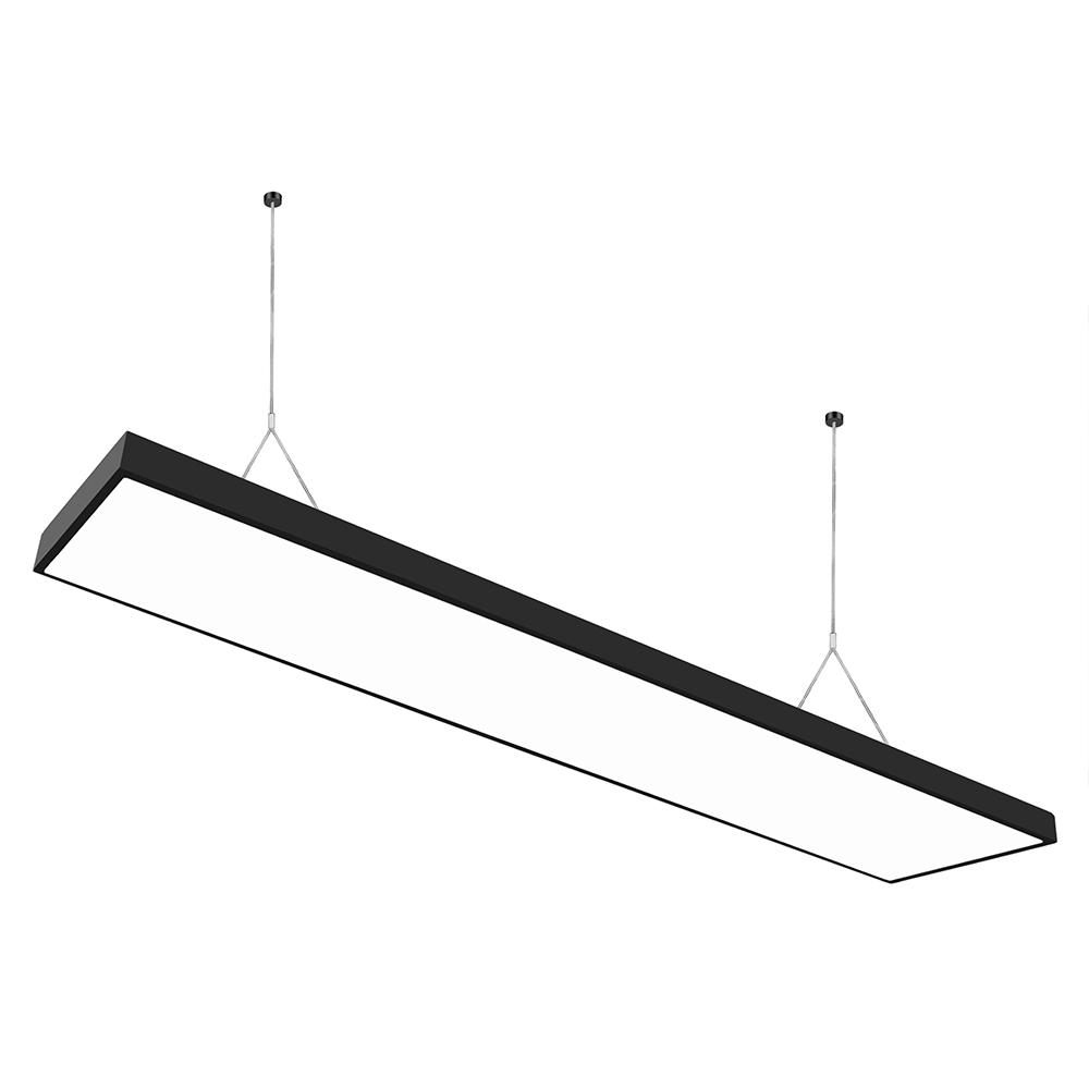 Светодиодное освещение - Светильник светодиодный подвесной на тросах  200х1200мм  50Вт 4000К 000002592 - Фото 1