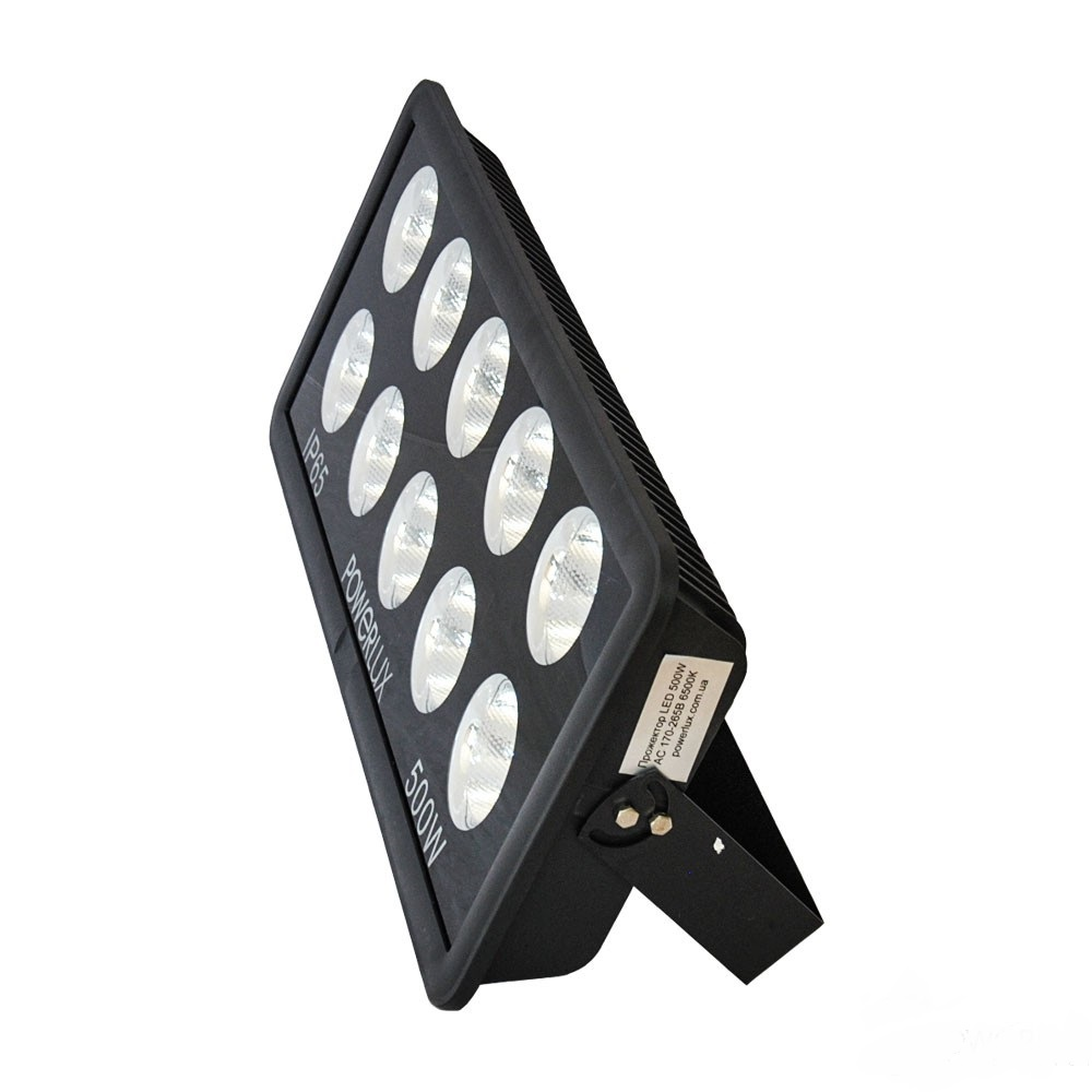 Светодиодное освещение - Прожектор светодиодный 500W  PWL  IP65-TOWER 000002644 - Фото 3