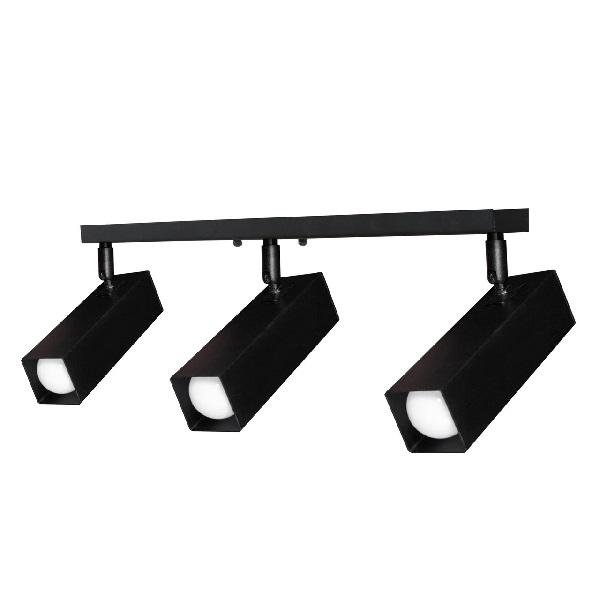 Світильники ЛОФТ - Люстра лофт потолочная с поворотными плафонами 000002730 - Фото 1