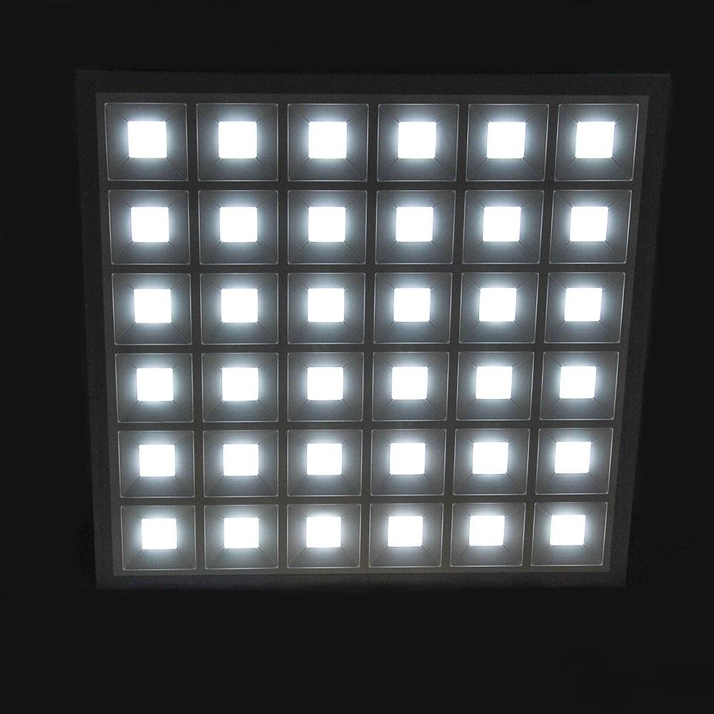 Светодиодное освещение - Панель светодиодная 40Вт 6500К LATTICE 000002630 - Фото 2