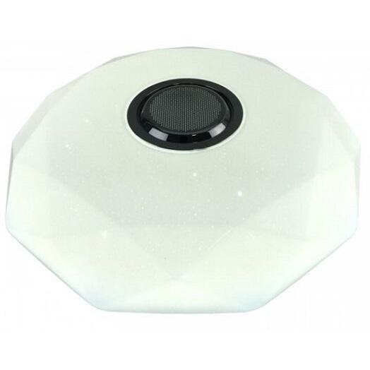 Умные светильники Smart - Светильник смарт 48W с BLUETOOTH + пульт 410х95мм 000002727 - Фото 2