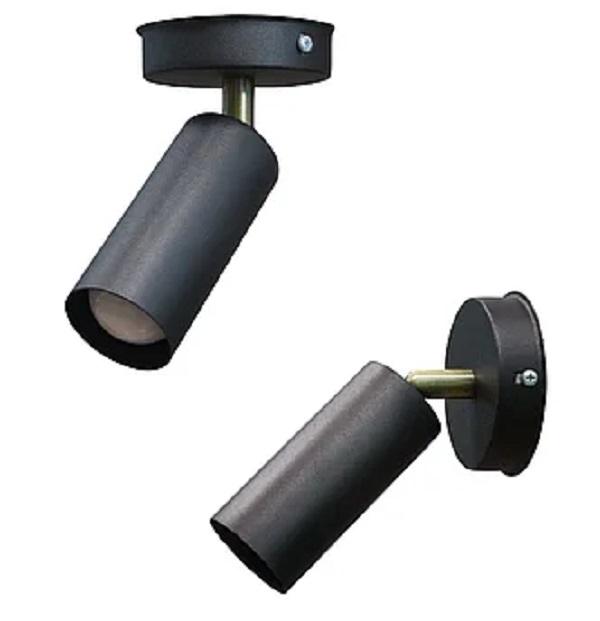Світильники ЛОФТ - Люстра лофт потолочная с поворотными плафонами 000002736 - Фото 2