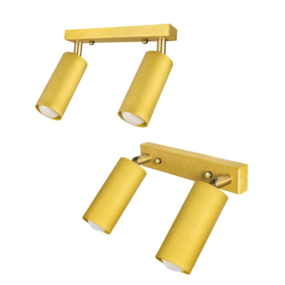 Світильники ЛОФТ - Люстра лофт потолочная с поворотным плафоном 000002754 - Фото 2