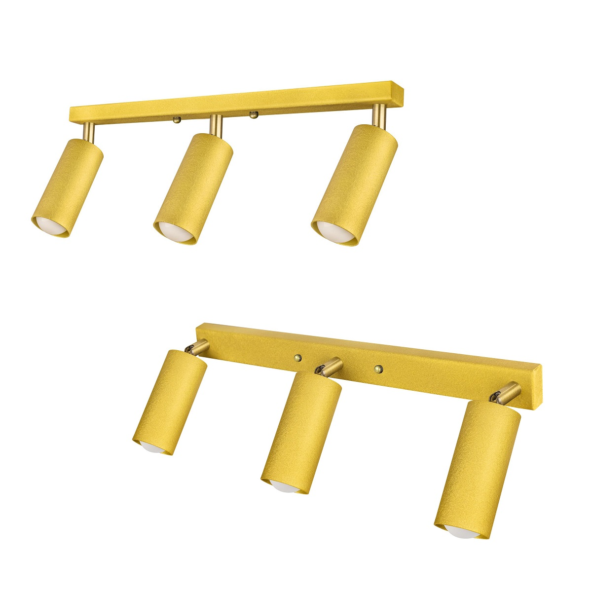 Світильники ЛОФТ - Люстра лофт потолочная с поворотным плафоном 000002756 - Фото 2