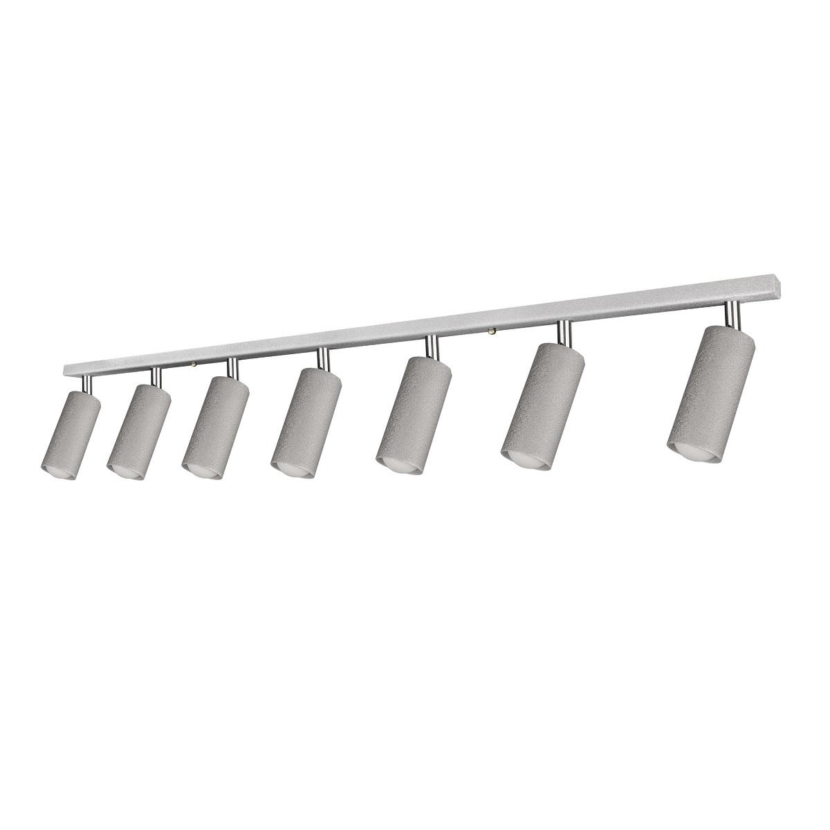 Світильники ЛОФТ - Люстра лофт потолочная с поворотным плафоном 000002759 - Фото 1