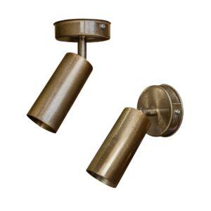 Люстра лофт потолочная с поворотным плафоном 000002760 1