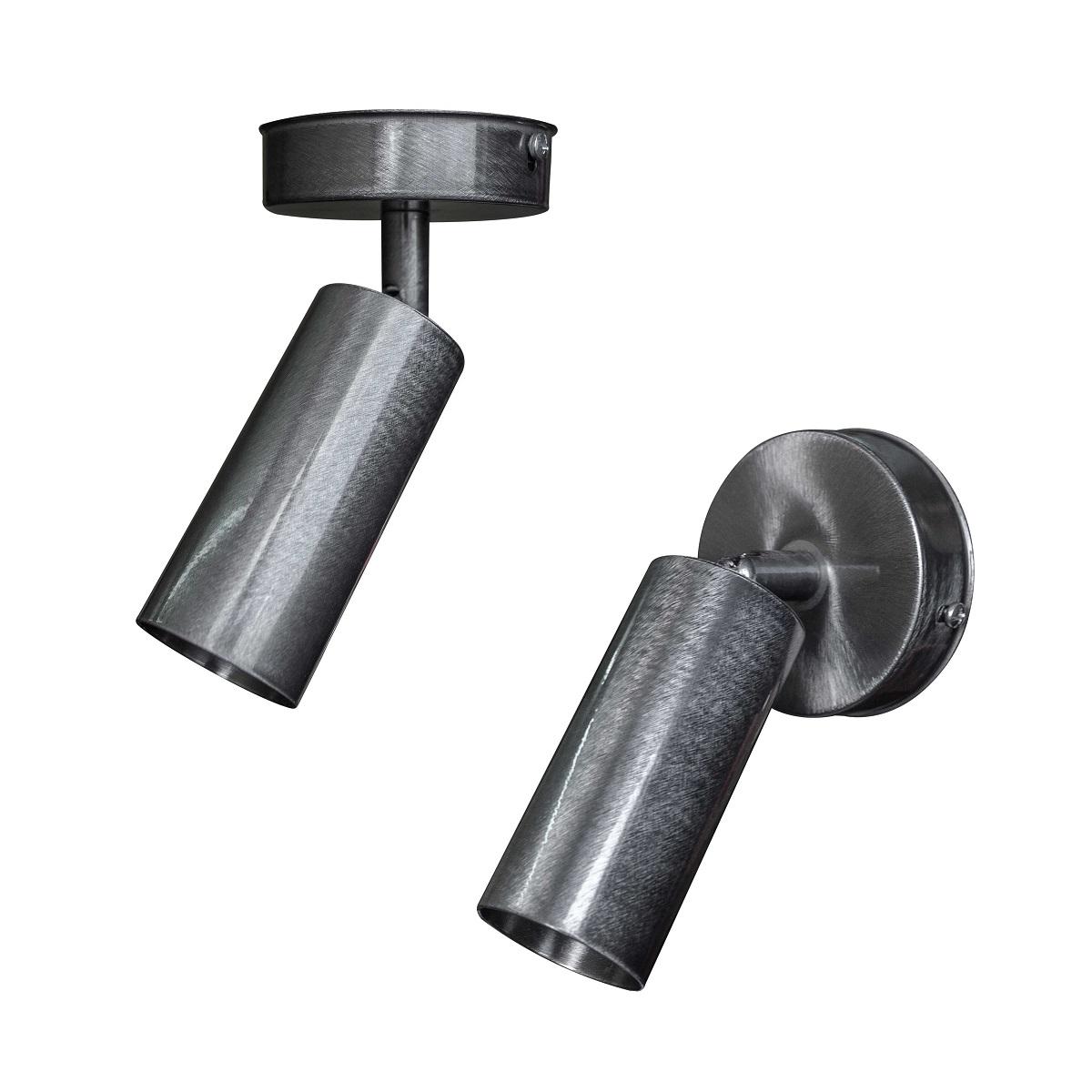 Світильники ЛОФТ - Люстра лофт потолочная с поворотным плафоном 000002761 - Фото 3