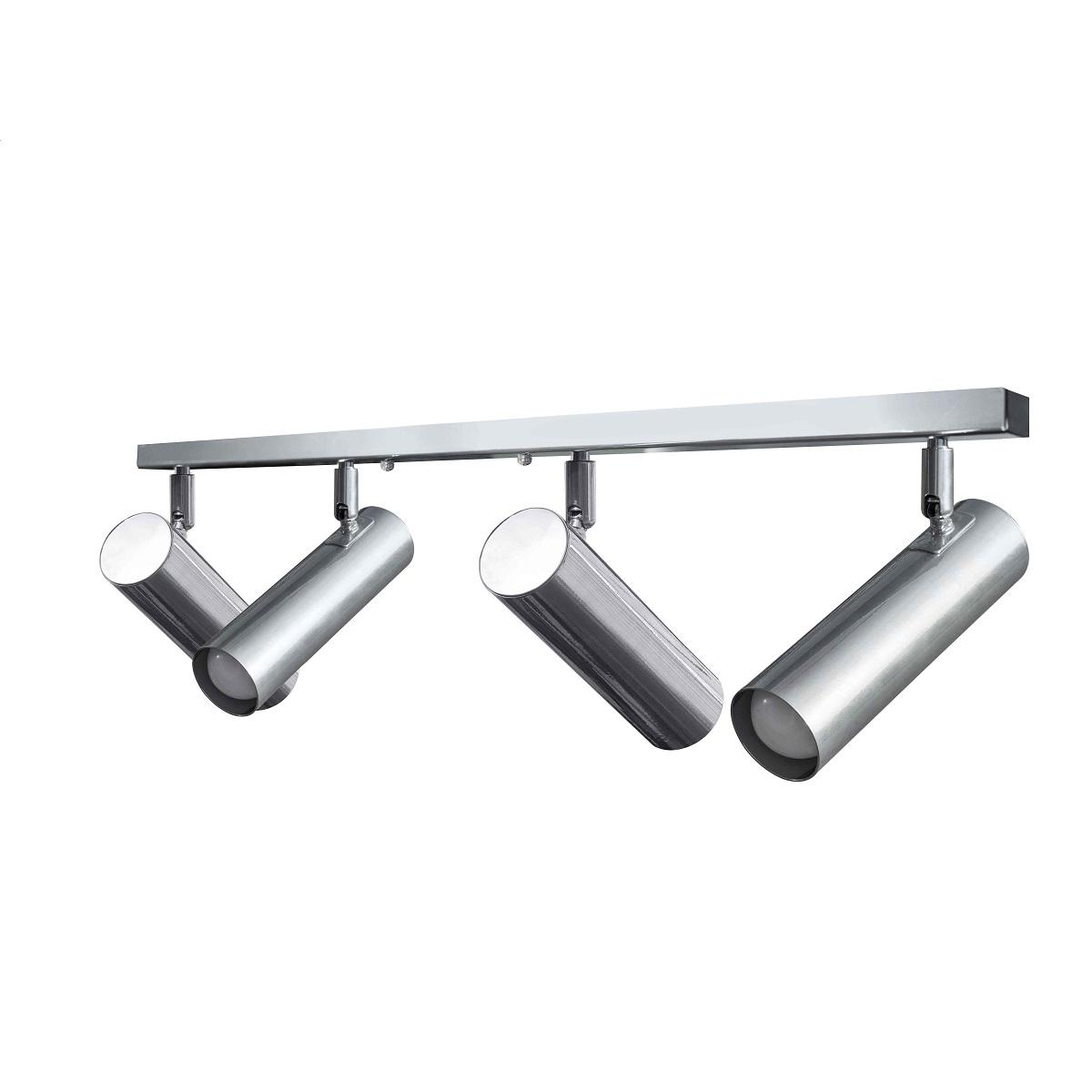 Светильники ЛОФТ - Люстра лофт потолочная с поворотным плафоном 000002783 - Фото 1